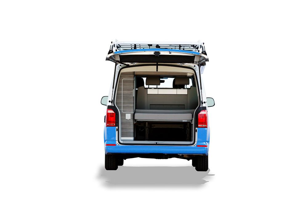 roadsurfer dog suite rear view