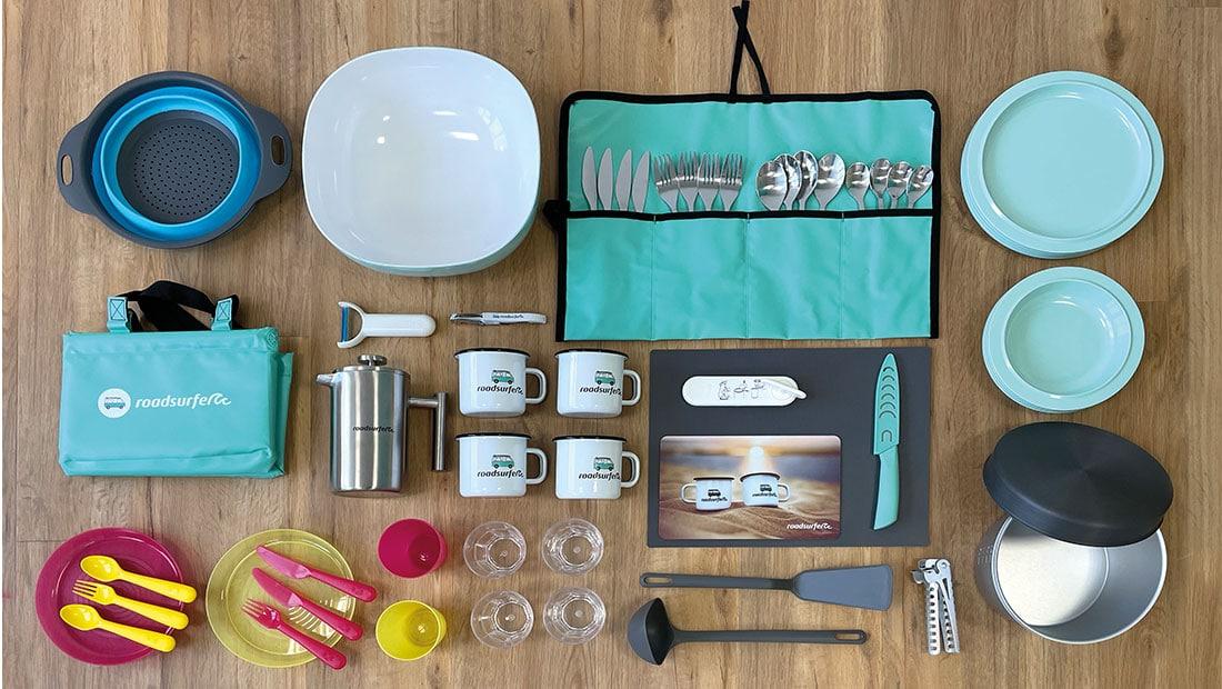 Roadsurfer Kitchen Box