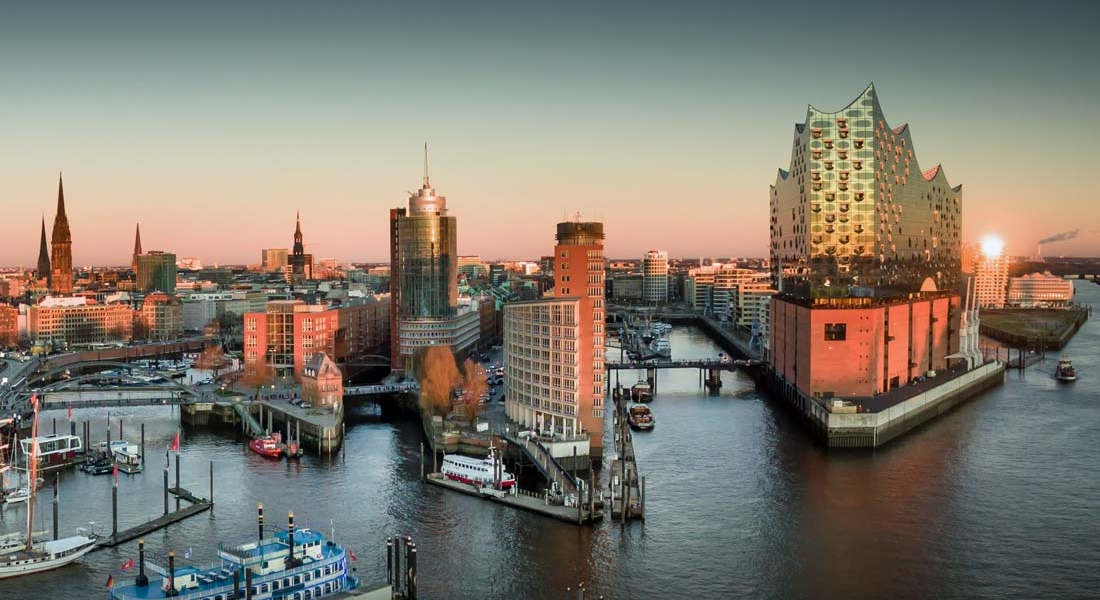 Oficinas de roadsurfer: Hamburgo