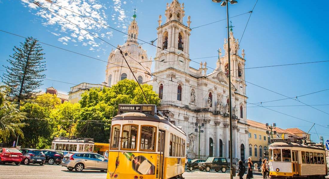 Oficinas de roadsurfer: Lisboa