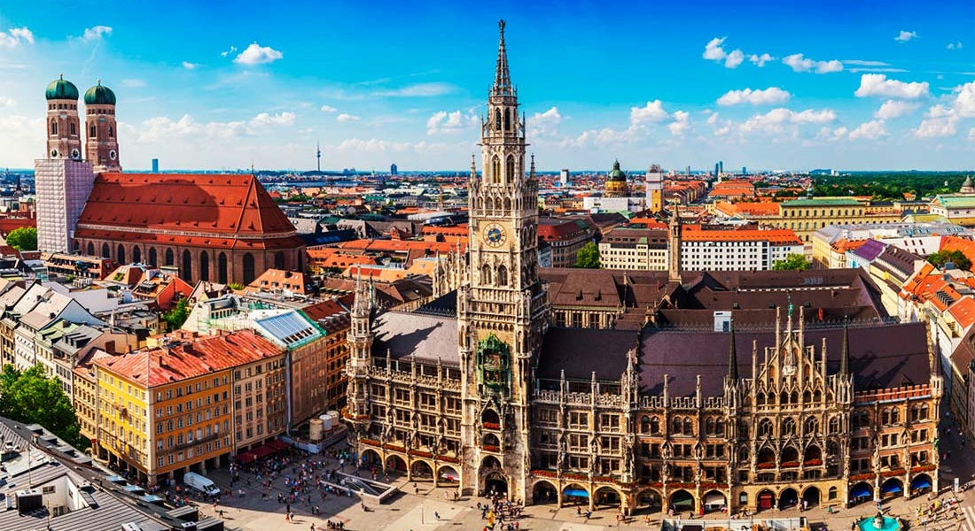 Oficinas de roadsurfer: Múnich