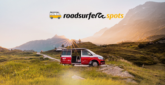 roadsurfer spots