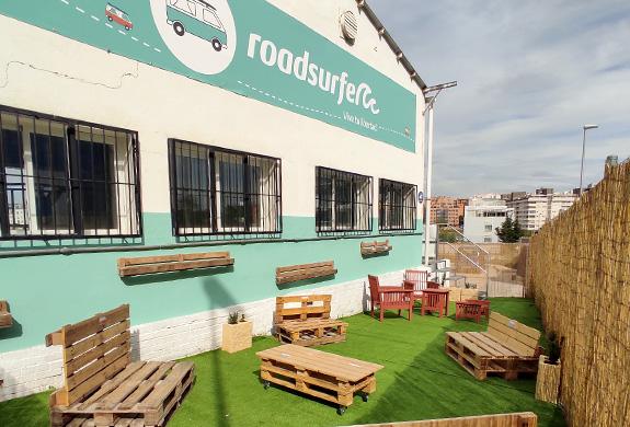 roadsurfer Station Madrid