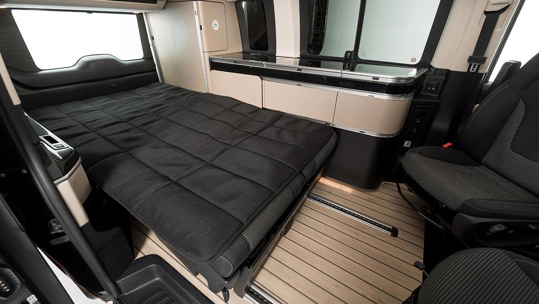 roadsurfer travel home bed