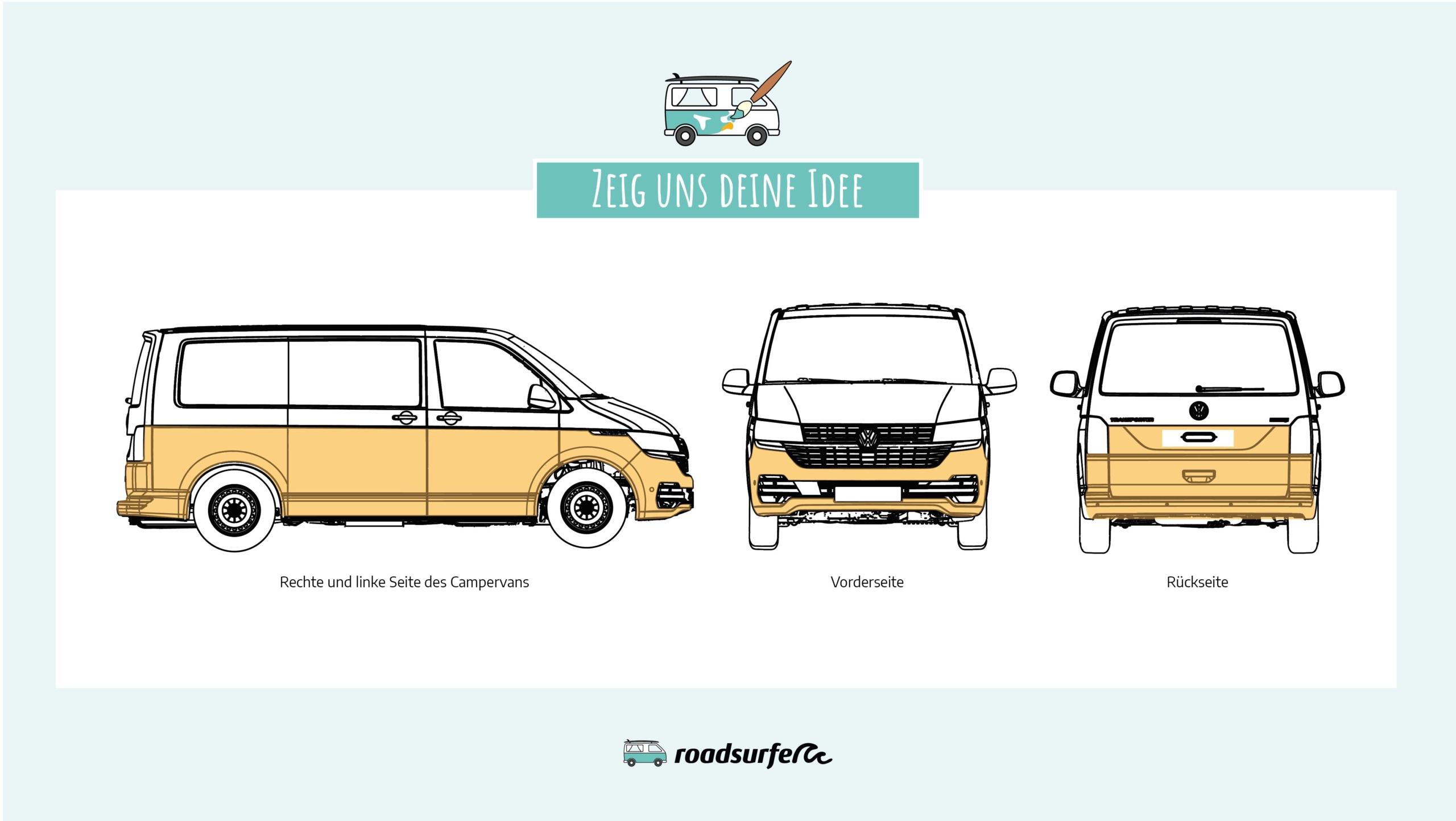 roadsurfer STAEDTLER Design Wettbewerb