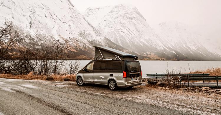 Norcamp pour voyager en scandinavie
