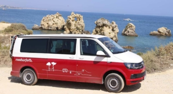 roadtrip portugal roadsurfer sea
