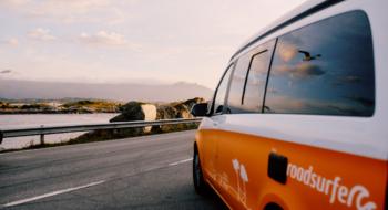Sondage roadsurfer et tendance voyage : le van aménagé a le vent en poupe