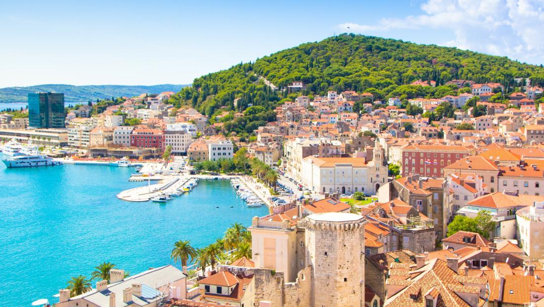Camping Kroatien Split