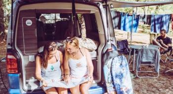 Vacances en camping - Van aménagé