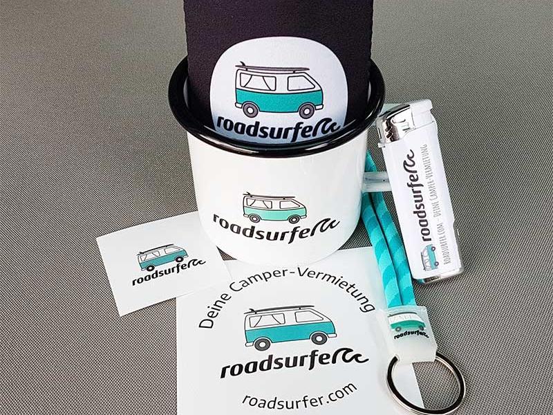 El paquete completo para acompañar cualquier cupón de roadsurfer