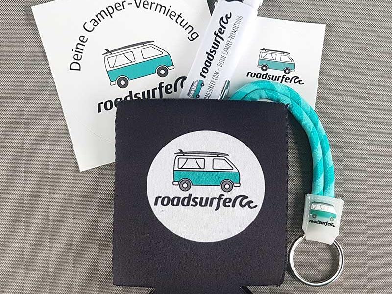 El paquete básico para acompañar cualquier cupón de roadsurfer