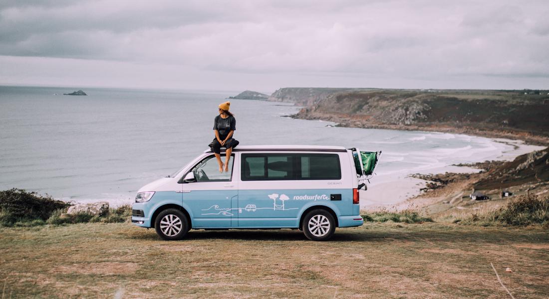 La liberté en van aménagé Volkswagen d'occasion