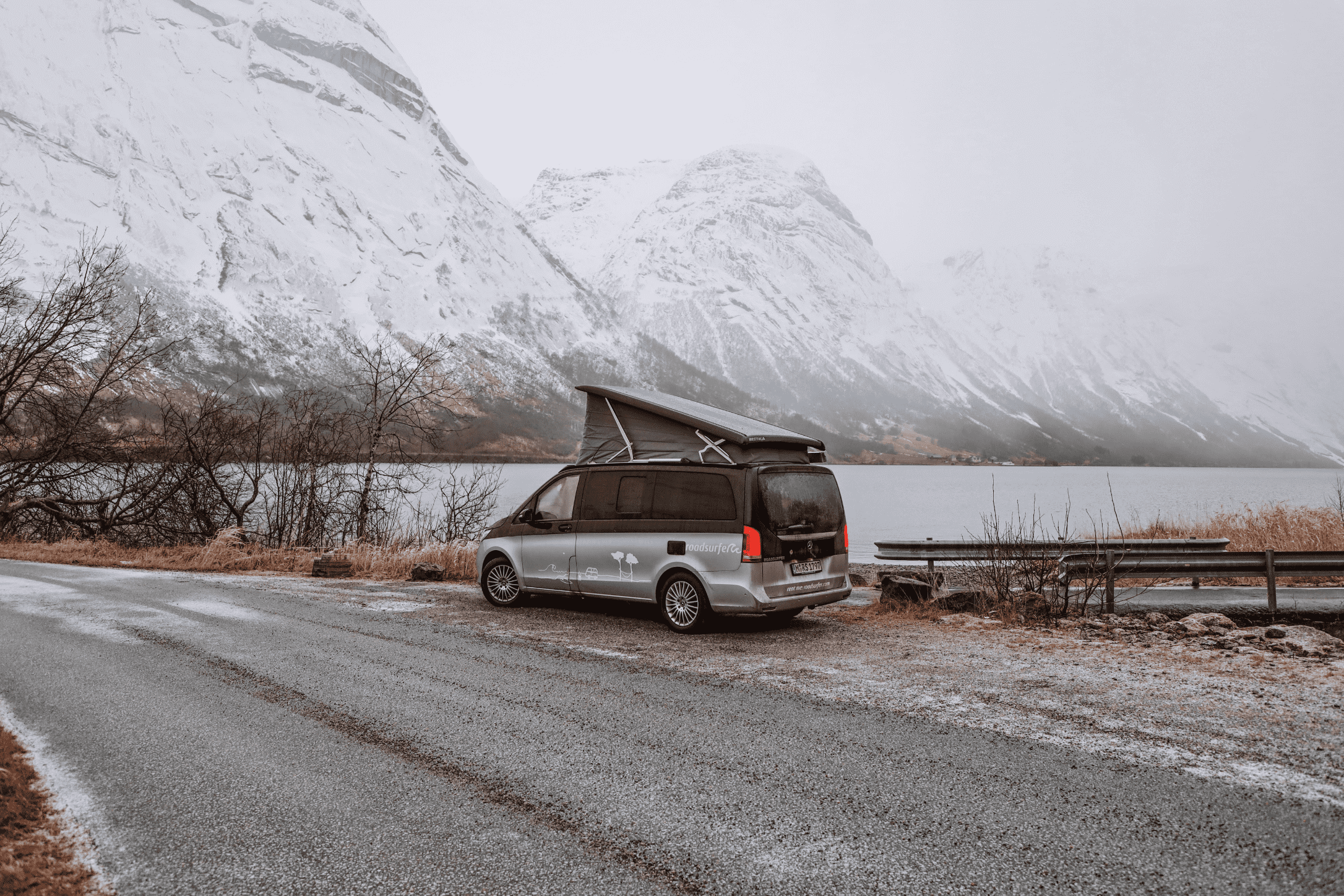 Partir en road trip en Norvège