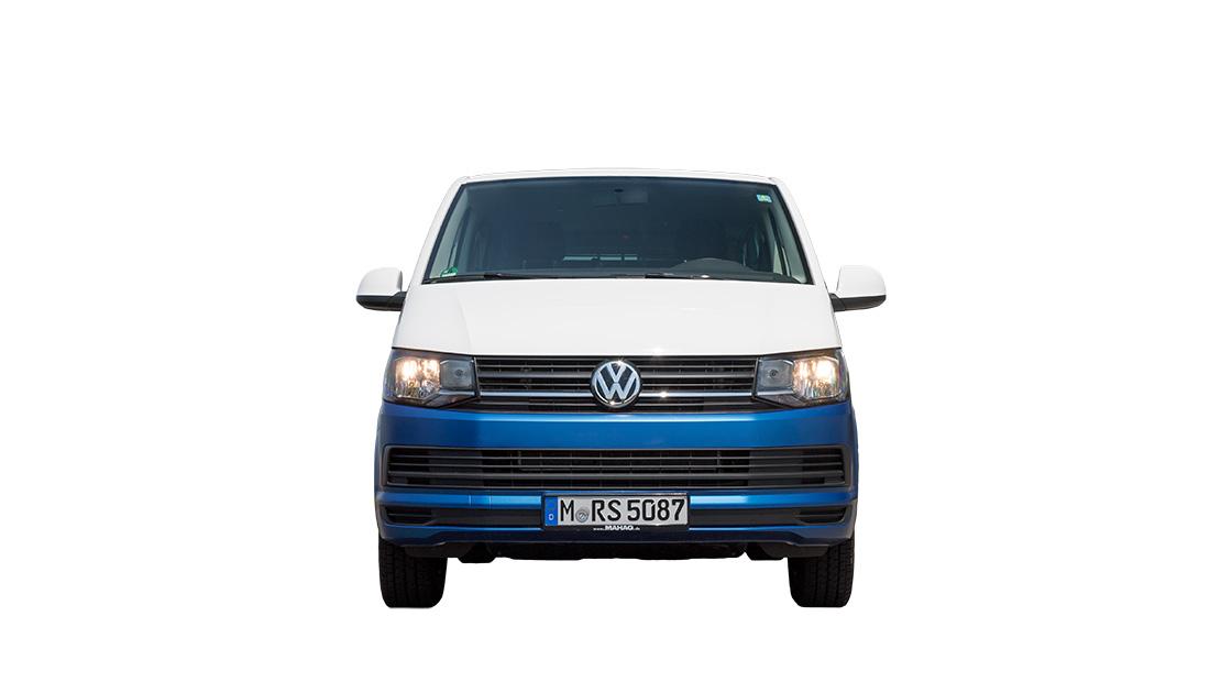 VW Transporter als Campervan mieten