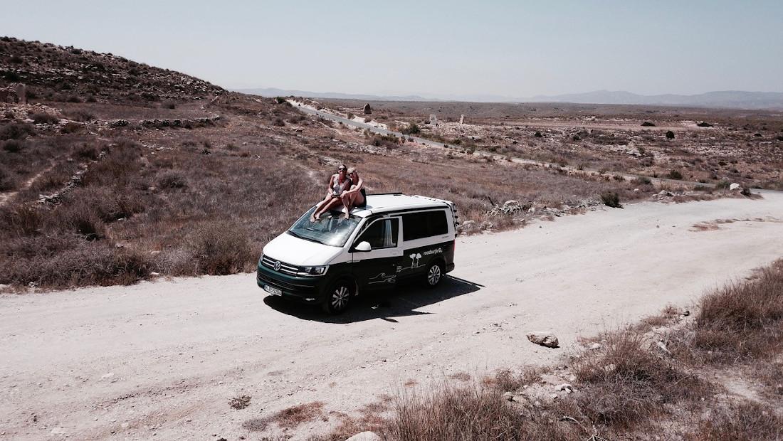 Wildcampen Spanien