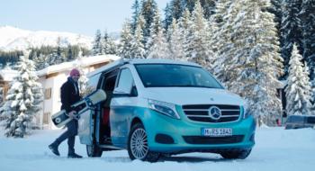Wintercamping Österreich